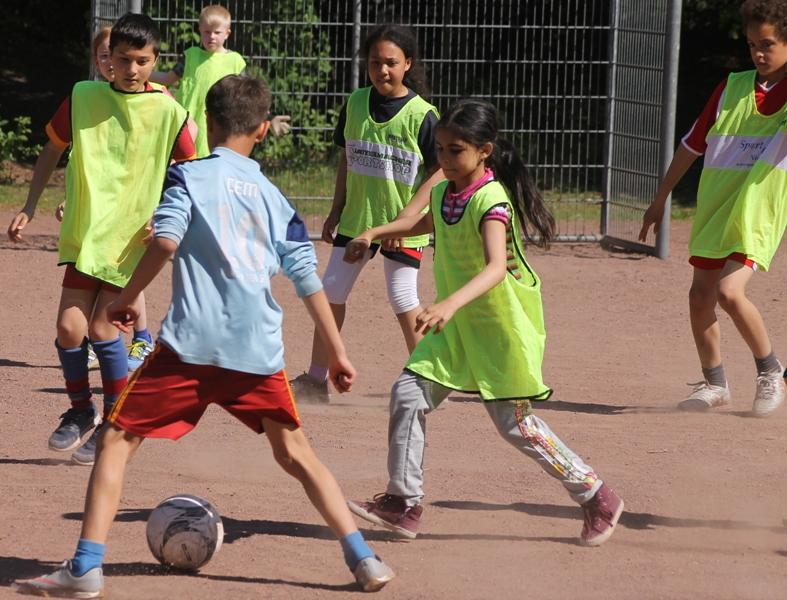 Fußballturnier 1